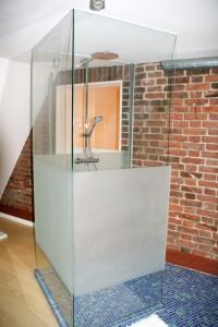 Glas Böttcher - Duschabtrennung
